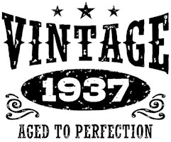 Vintage 1937 t-shirts
