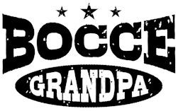 Bocce Grandpa t-shirt