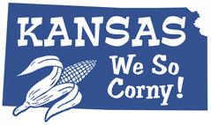 Kansas Corn t-shirt