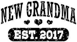 New Grandma Est. 2017 t-shirt