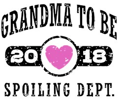 Grandma To Be 2018 t-shirts