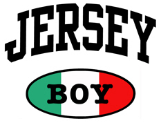 Italian Jersey Boy t-shirt
