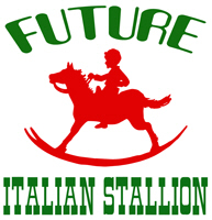 Future Italian Stallion t-shirts