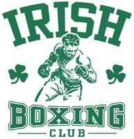 Irish Boxing t-shirts