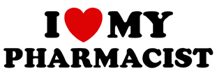 I Love My Pharmacist t-shirt