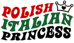 Polish Italian Princess t-shirt