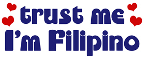 Trust Me I'm Filipino t-shirts