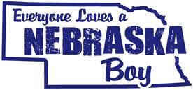Nebraska Boy t-shirts