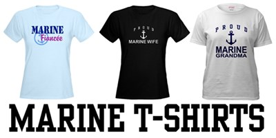 Marine t-shirts