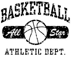 Basketball t-shirt