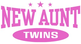 New Aunt Twins