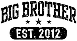 Big Brother 2012 t-shirt