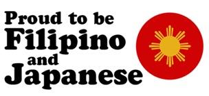 Filipino and Japanese t-shirts