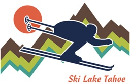 Ski Lake Tahoe t-shirts