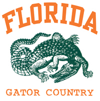 Florida Gator Country t-shirt
