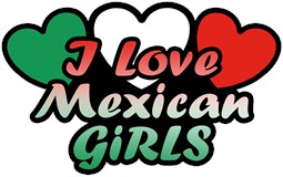 I Love Mexican Girls t-shirt