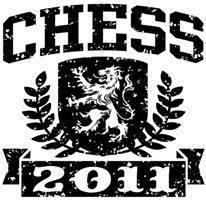 Chess 2011 t-shirts
