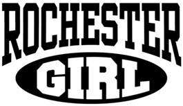 Rochester Girl t-shirts