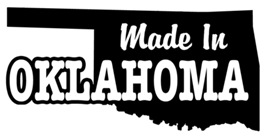 Made In Oklahoma t-shirts