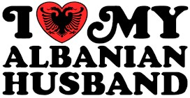 I Love My Albanian Husband t-shirts