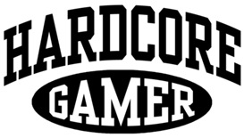 Hardcore Gamer t-shirt
