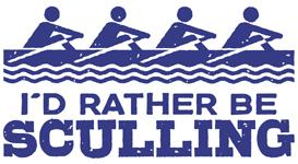 Sculling t-shirts