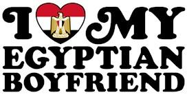 I Love My Egyptian Boyfriend t-shirts