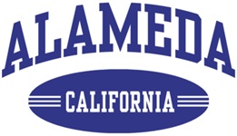 Alameda California t-shirts