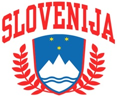 Slovenija Coat of Arms t-shirt