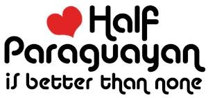 Half Paraguayan t-shirts