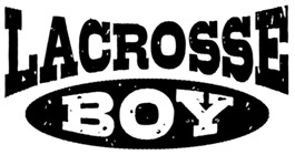 Lacrosse Boy t-shirt