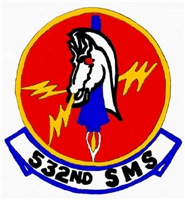 532nd Strategic Missile Squadron