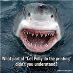 Let Polly do the printing