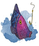 The Big Colorful Fish