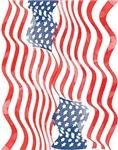 Fun Patriotic USA Flag Design