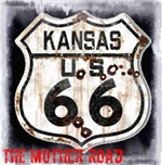 Kansas 66 Worn and Used
