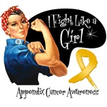 Appendix Cancer FightLikeAGirl