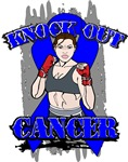 Knock Out Anal Cancer Shirts