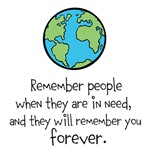 Remember People in Need
