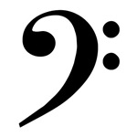 Bass Clef Graphics