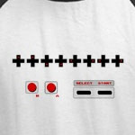 Old School NES Contra Code