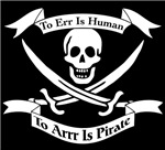 To Arrr Is Pirate