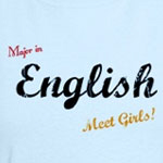 Major In English Meet Girls