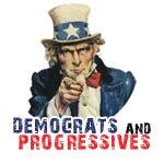 Progressives, Liberals, and Democrats