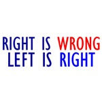 Right is Wrong | Left is Right