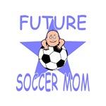 Future Soccer Mom (blue)