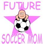 Future Soccer Mom (pink)