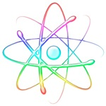 Colorful Atom (V)