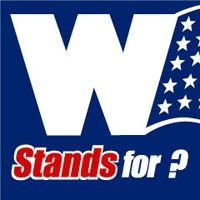 NEW!!! W stands for?
