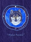 Alpha Female Wolf